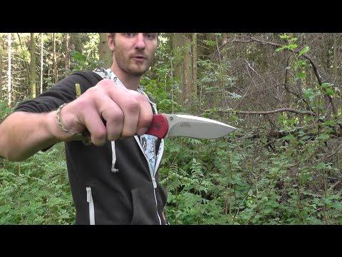 Закон об оружии. Какие ножи запрещены в России?