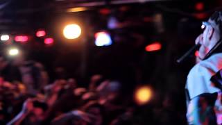 "Riff Raff ""Deion Sandals"" LIVE at the Middle East (Boston)"