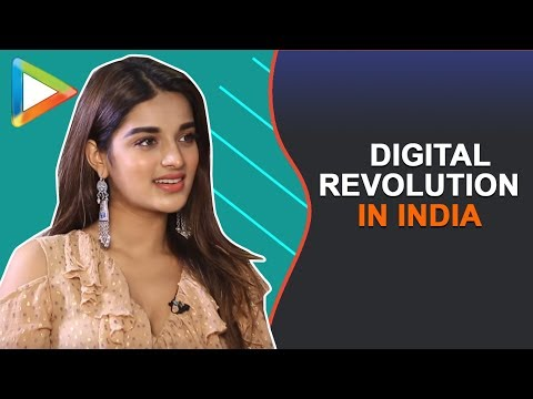 """Niddhi Agerwal: """"The IDEA is to keep WORKING because you DON'T..."""""""