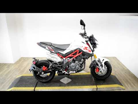 2021 Benelli TNT135 in Wauconda, Illinois - Video 1