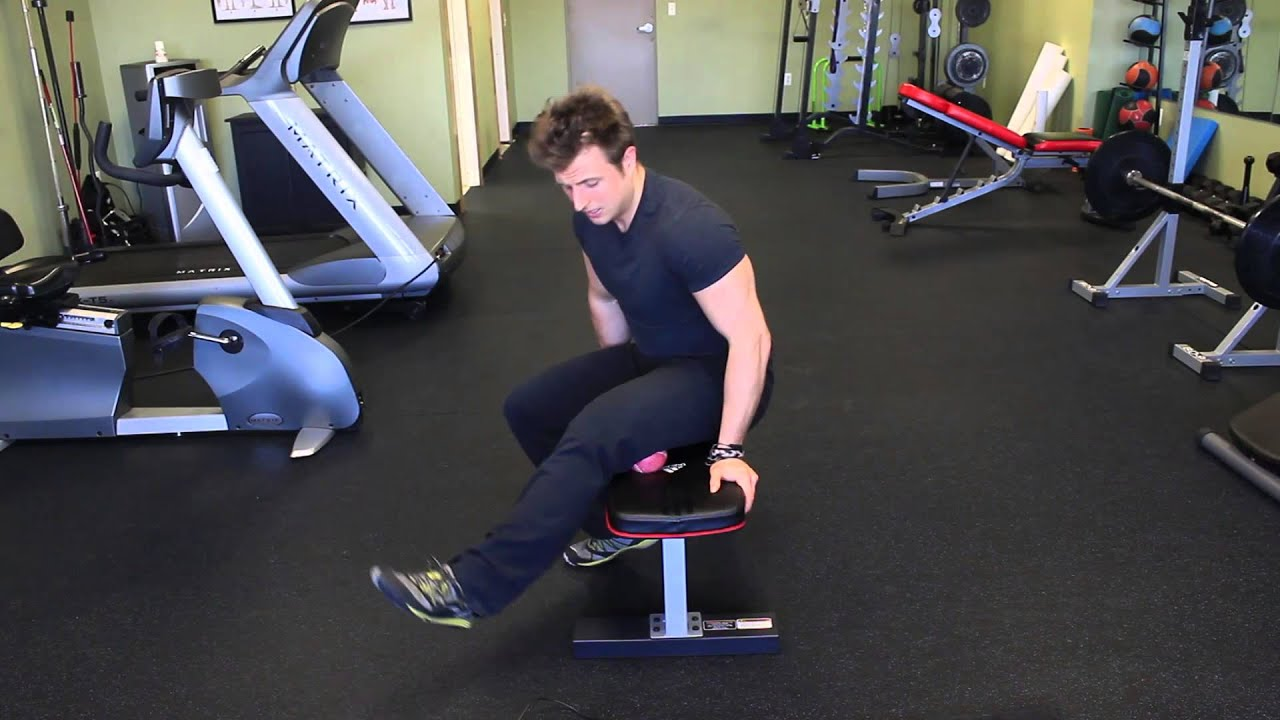 The BEST Way To Release Tight Hamstrings | Hamstring Stretching