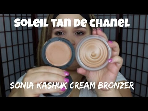 Undetectable Crème Bronzer by sonia kashuk #9