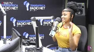 [WATCH] SA Musician, Simmy Speak To Ntokozo Botjie On Transafrica Radio