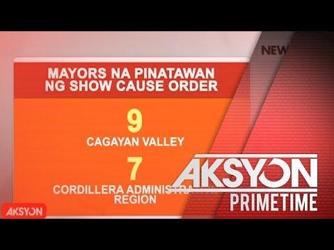 [News5]  Show cause order, inilabas ng DILG laban sa 16 mayor na 'absent' nang manalasa ang bagyong Ompong