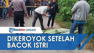 Sempat Bacok Istri dan 4 Warga, Buruh Bangunan di Sulawesi Selatan Dikeroyok hingga Tewas
