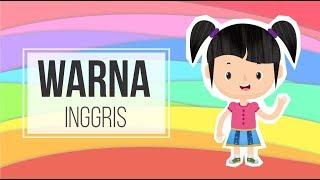 Belajar Mengenal Nama-nama Warna dalam Bahasa Inggris | Bunbun Learning Colors