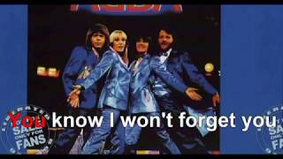 ABBA Dance (While The Music Still Goes On) Remix (Original Key)