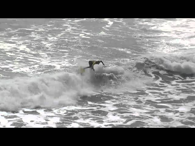 Surfing Kickflip Winner for Volcom Contest Zoltan Torkos 10K