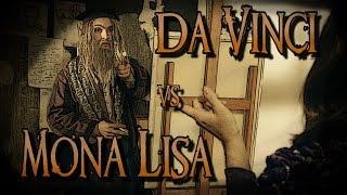 """Wielkie Konflikty - odc.8 """"Da Vinci vs Mona Lisa"""""""