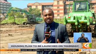 Construction of 500,000 houses kicks off