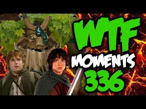 Dota 2 WTF Moments 336