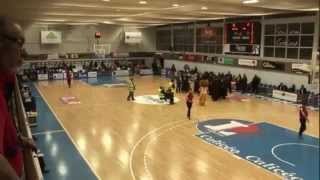 preview picture of video 'Basket féminin : PERPIGNAN / MONTPELLIER - Part 1'