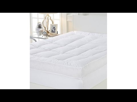 """Concierge Collection 6"""" Gusset Featherbed"""