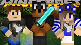 Minecraft - Donut The Dog Adventures - DONUT RESCUES BABY BEAR!!!!