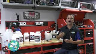 Rob's Secret Formula for Polyester carpet cleaning!