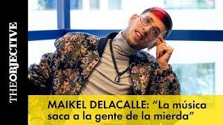 """Maikel Delacalle: """"Mi Familia Pasó De Verme Tras Unas Rejas A Verme En Televisión"""""""