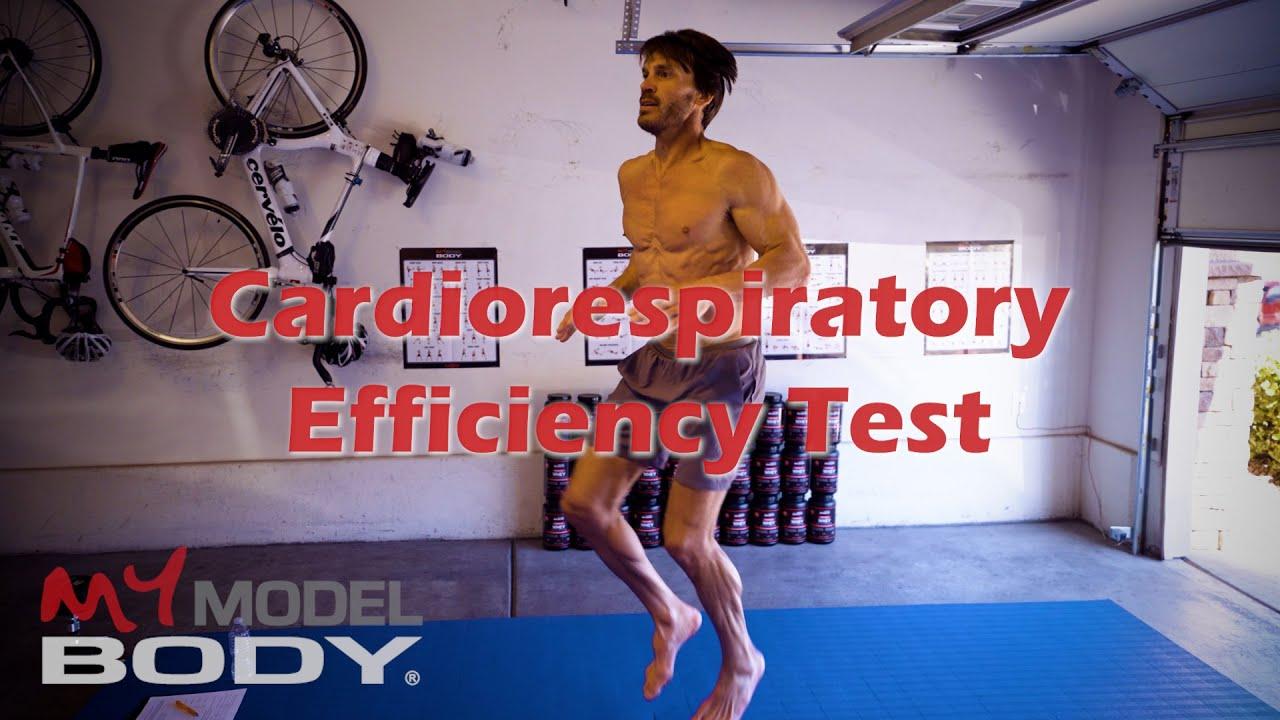 Cardiorespiratory Efficiency Test