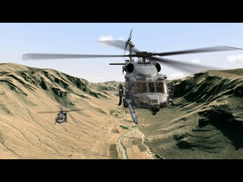 Sikorsky HH-60W Combat Rescue Helicopter: The next generation CRH has arrived.