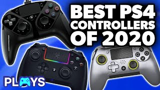 Best PlayStation 4 Controllers in 2020