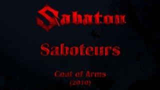 Sabaton   Saboteurs (Lyrics English & Deutsch)