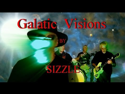 GALATIC VISIONS  by SIZZLE