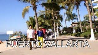 Puerto Vallarta, Mexico | Street Walk