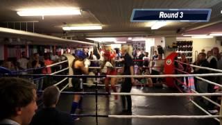 Supremacy Amateur League VIII - Tora Gronberg vs Nina Milosevic