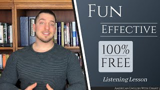 3 Free English Listening Resources BETTER Than The Show Friends!