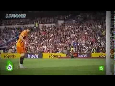 Iker Casillas rituals - Anything for luck