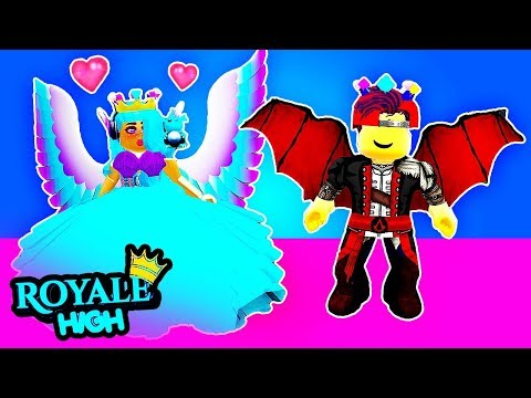 Download Dark Fairy Malty Cut Off My Wings Royale High Royal Video