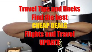 UPDATE Find CHEAP Flights 2020 Budget Travel Hacks and Tips