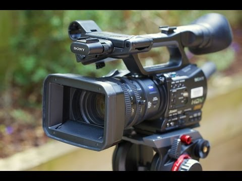 Sony HVR-Z7P Video Camera - An Overview