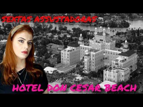 #01 HOTEL DOM CESAR BEACH- SEXTAS ASSUSTADORAS - OBJETOS SOBRENATURAIS