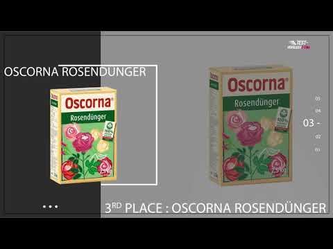 Rosendünger Test & Vergleich - Die besten Rosendünger im Vergleich