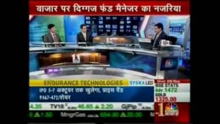 Parag Parikh Long Term Value Fund: Interview by CNBC Awaaz