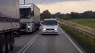 Kompilacja Debili Na Polskich Drogach | Compilation Of Idiots On Polish Roads