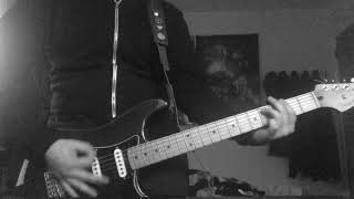 """The Distillers - """"Beat Your Heart Out"""" (Guitar Cover)"""