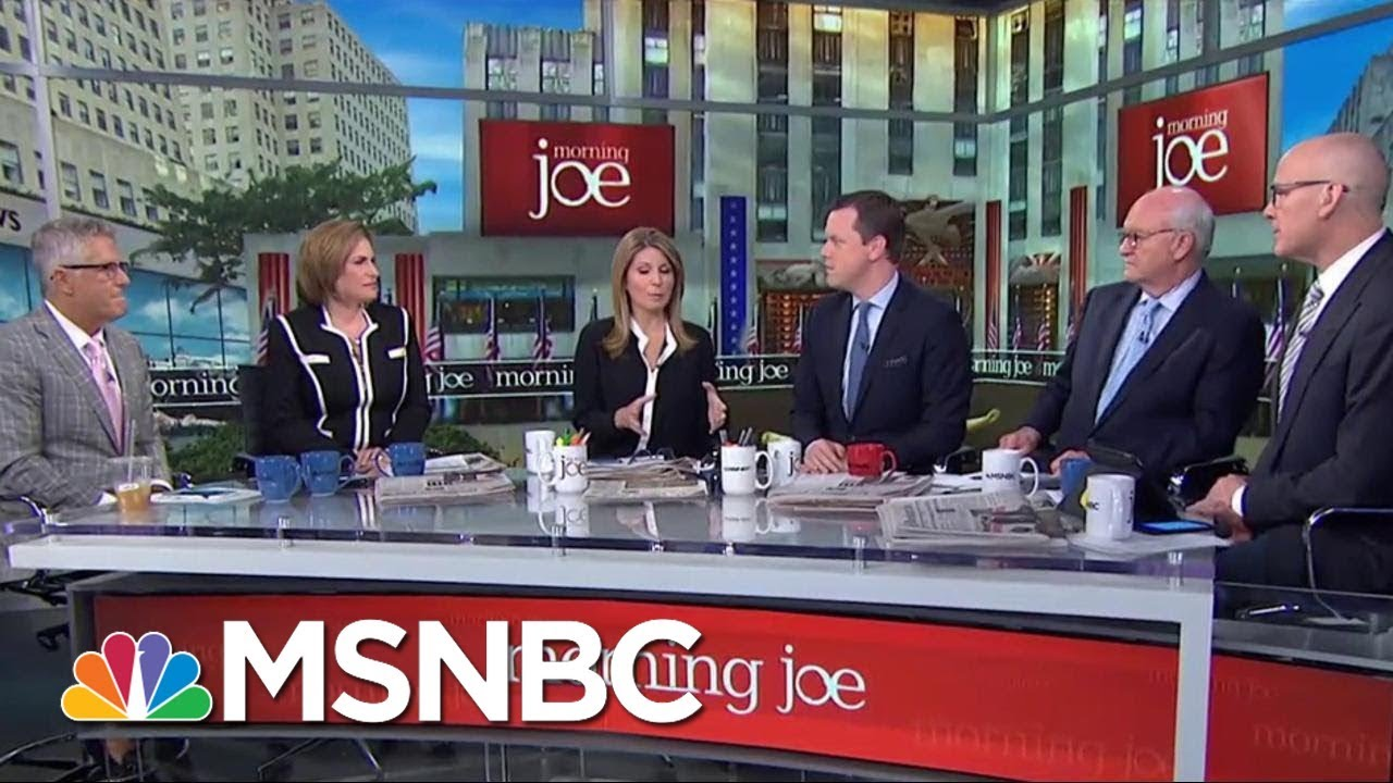 Joe Weighs In On Elections: US Politics Are A 'Disaster' | Morning Joe | MSNBC thumbnail