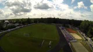 preview picture of video '2013.06.15 Mazovia Mińsk Mazowiecki - Victoria Kałuszyn 1:0 bramka'