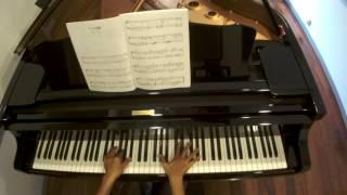 アシタカせっ記 「もののけ姫」より ピアノソロ
