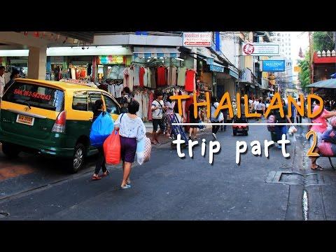 Video Yuk, Jalan - Jalan ke Thailand ( Part 2, Swiss Sheep Farm, Santorini Park, The Venice, Skybar )