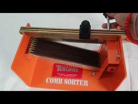 Fibre Baer Sorter (Cotton Fibre Sorter)