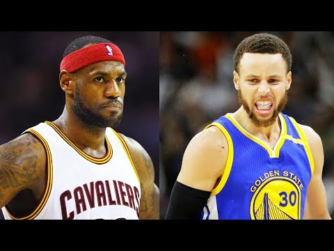 Why LeBron James is SCARED of Stephen Curry, Kevin Durant, and the Warriors in the 2017 NBA FINALS