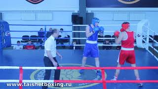 Волохо Даниил (Тайшет) vs Тарасов Егор (Вихоревка)