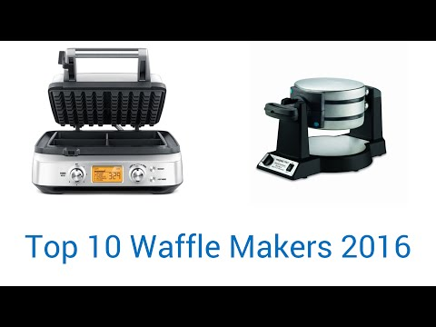 10 Best Waffle Makers 2016
