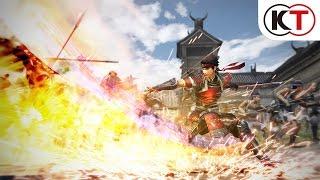 Samurai Warriors Spirit of Sanada follows the event of the Sanada clan