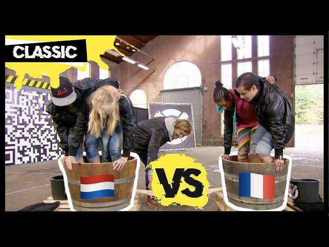 NEDERLAND VS FRANKRIJK - CLASSICS