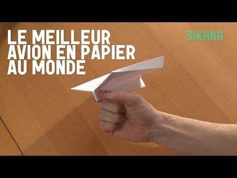 comment construire avion en papier la r ponse est sur. Black Bedroom Furniture Sets. Home Design Ideas