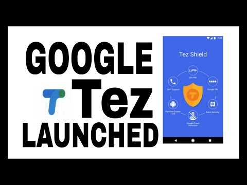 Google Tez Payments App Launched | How To Install App | How To Create Account in Google Tez