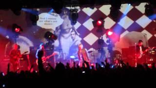 Beady Eye Three Ring Circus Glasgow Barrowlands 4-03-11